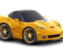 '10 Golden Corvette ZR1