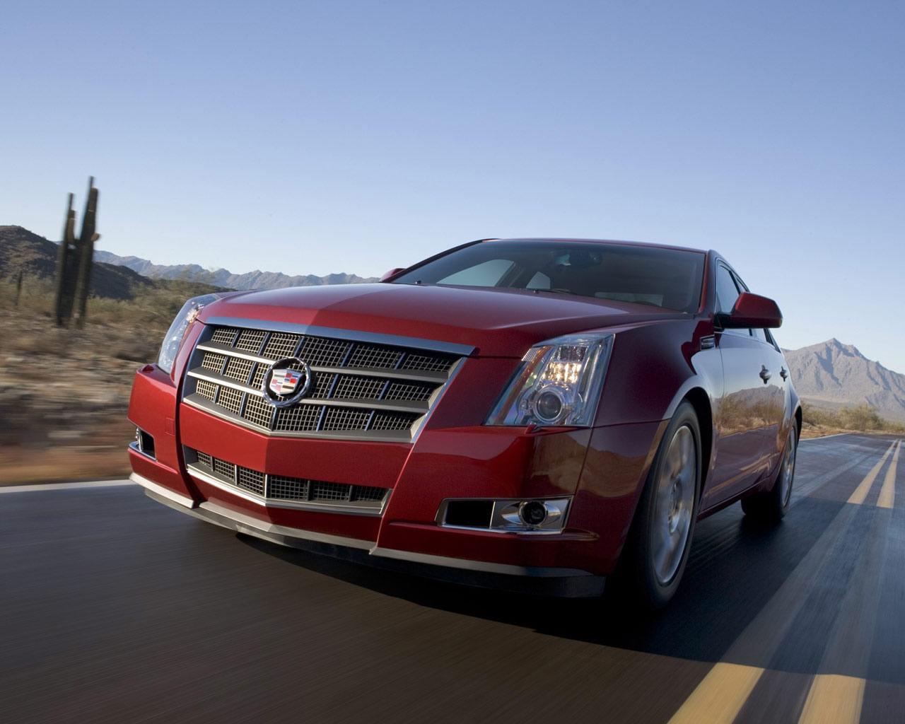 Cadillac CTS 2-1-