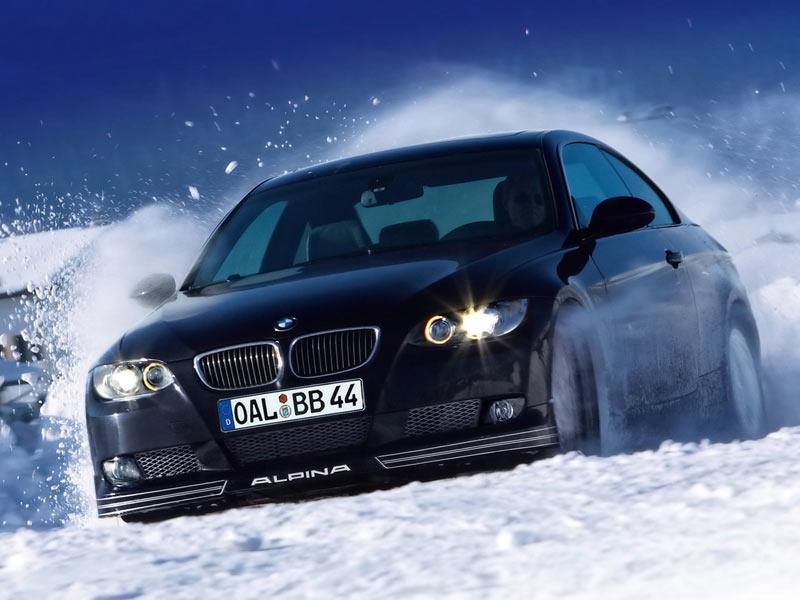 BMW-Alpina-B3-Bi-Turbo-Front-Angle-Tilt-Snow-1-