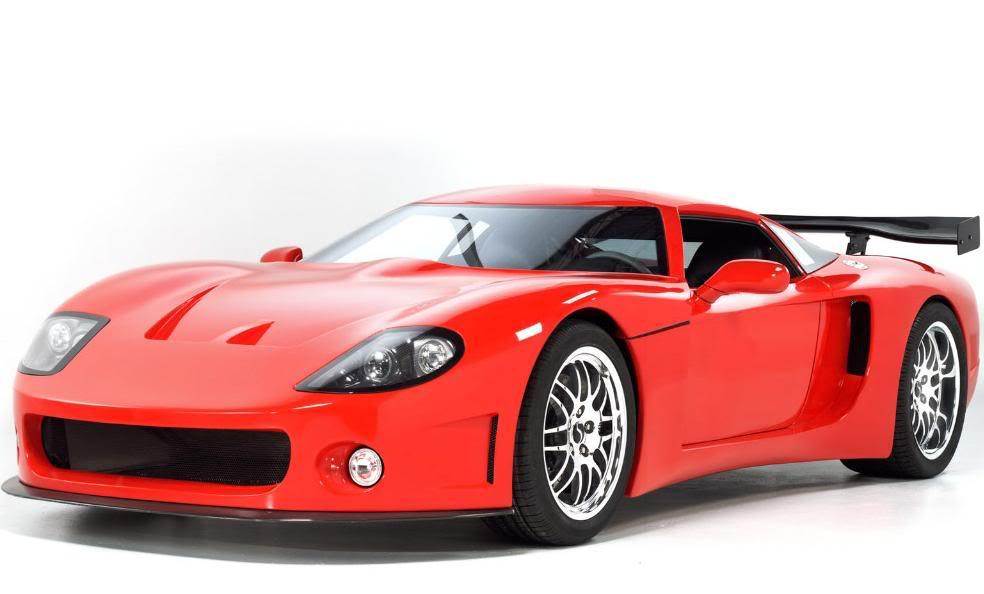 Ascari Car Design Images 4-1-