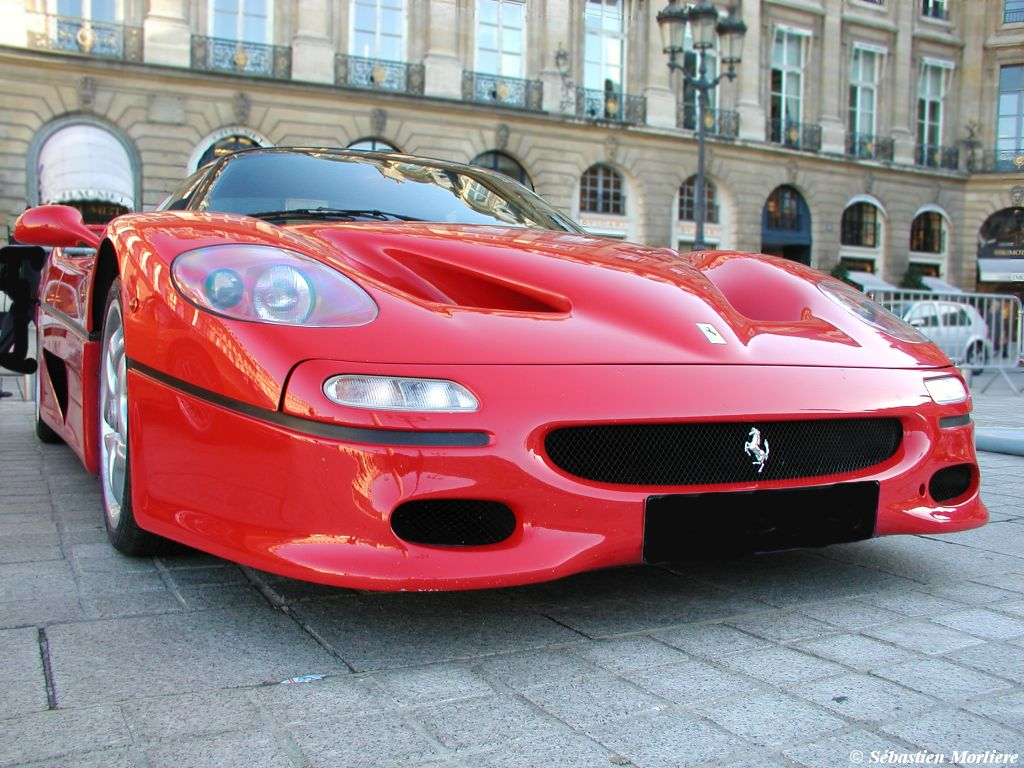 Ferrari-f50-wallpaper