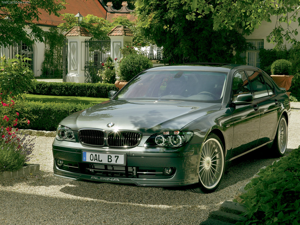 2006 Alpina BMW B7 1024x768 01-1-