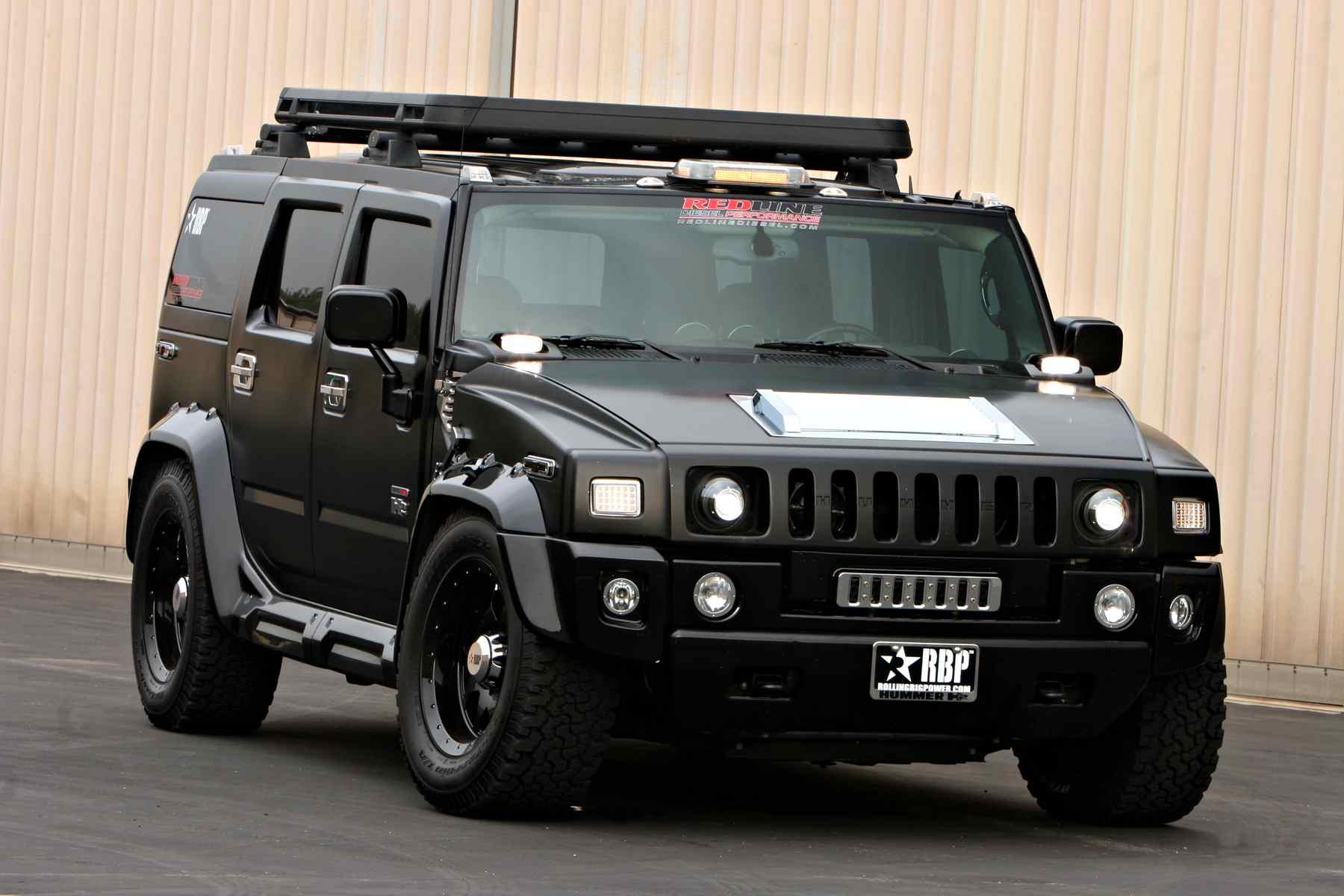 Hummer-h2