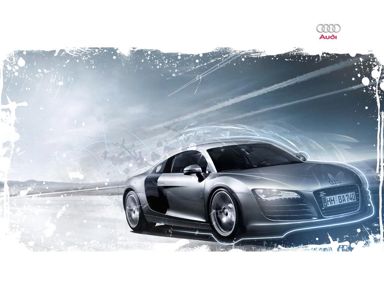 Audi wallpaper by j o r d y-1-