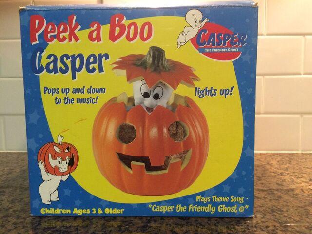 File:Gemmy 1998 Animated Peek A Boo Casper RARE.jpg