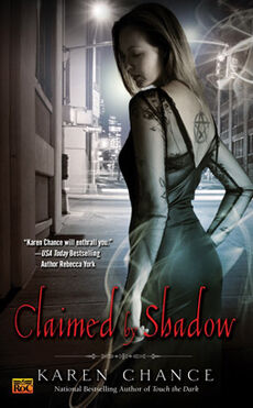 Claimed By Shadow (Cassandra Palmer