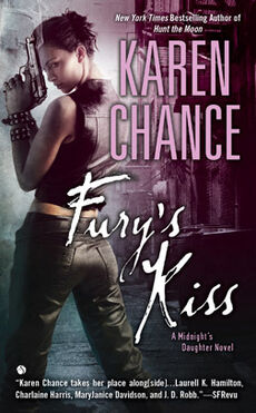 Fury's Kiss (Dorina Basarab -3) by Karen Chance