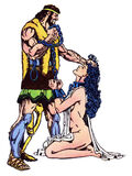 Hercules and Hippolyta
