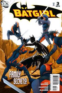 Batgirl Mini 3