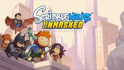 Scribblenauts-unmasked-announcement