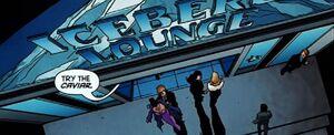 Iceburg lounge