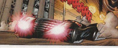 Batmobile 2009 (Batman and the Outsiders 14)
