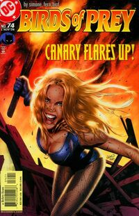 Birds of Prey 74