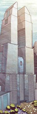 Lexcorp Tower 01