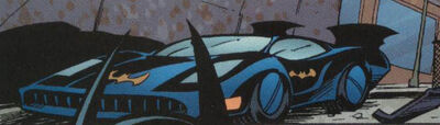 Batmobile (city of light)