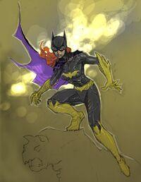 Dc comics 52 batgirl 1b