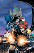 Batman and Robin Vol 1 7 Variant Textless