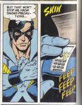 Nightwing-suit (Richard Grayson)vr 1(micro-computer)