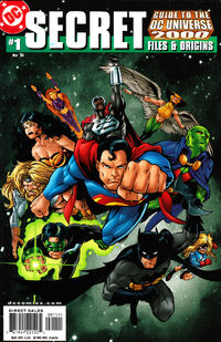 Guide to the DC Universe 1