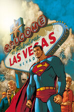 Las Vegas(superman -711 variant cover)