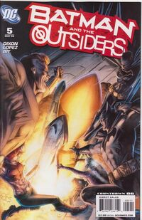 Batman and the Outsiders 5