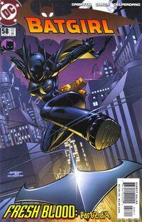 Batgirl 58