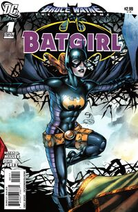 The Road Home Batgirl
