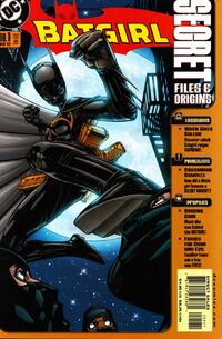 Batgirl Secret Files and Origins