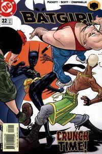 Batgirl 22