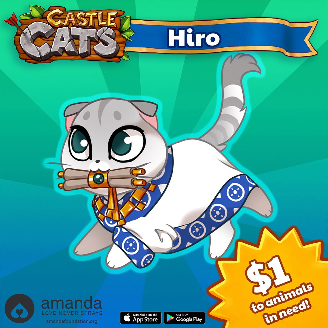 Hiro Castle Cats Wiki Fandom Powered By Wikia