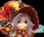 Evolved Trixie Treat Icon