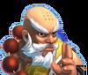 Kungfu Master Icon