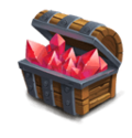 Red Crystal Box S