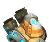 Mecha Man Icon