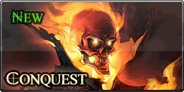Conquest Chest Ad