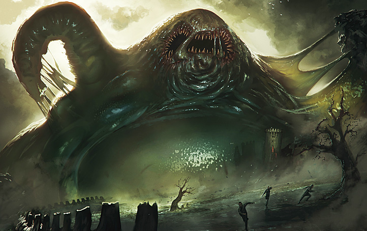 Abomination, Ancient Slime | Castle Age Wiki | FANDOM ...
