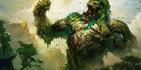 Urmek, Protector of Gaia