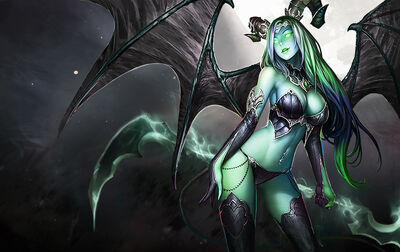 Monster succubus agony large