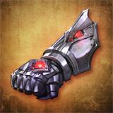 Warrior's Doom Gauntlets