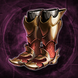 Imbued Bloodstained Boots