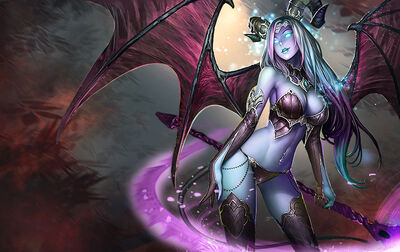 Monster succubus nightmare large