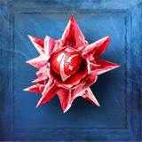 Alchemy red crystal