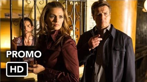 "Castle 5x07 Promo ""Swan Song"" (HD)"