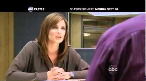 Castle - Season 3 - Promo