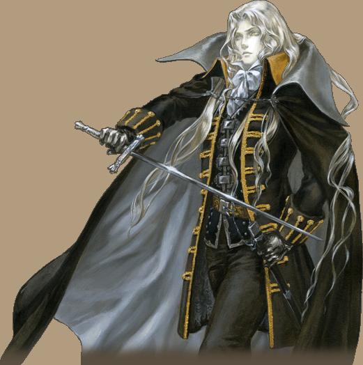 Alucard Castlevania Wiki Fandom Powered By Wikia