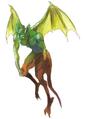 Super Castlevania IV - Gargoyle - 01.png