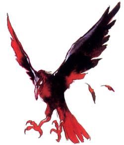Super Castlevania IV - Crow - 01