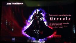 The Arcade-Dracula