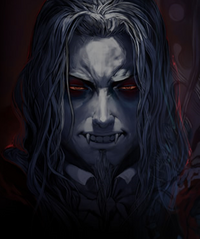 Dracula OoE Face