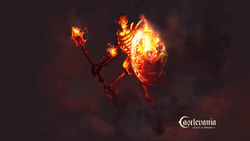 FlameSkeleton